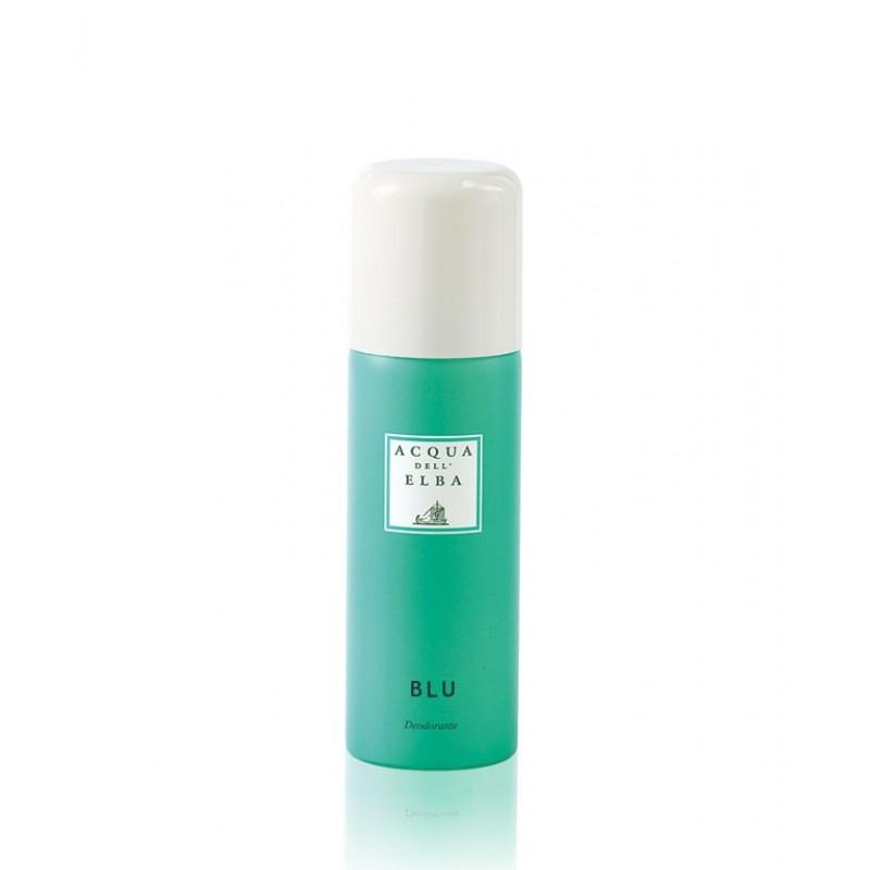 Acqua dell'Elba deodorante uomo blu 150ml