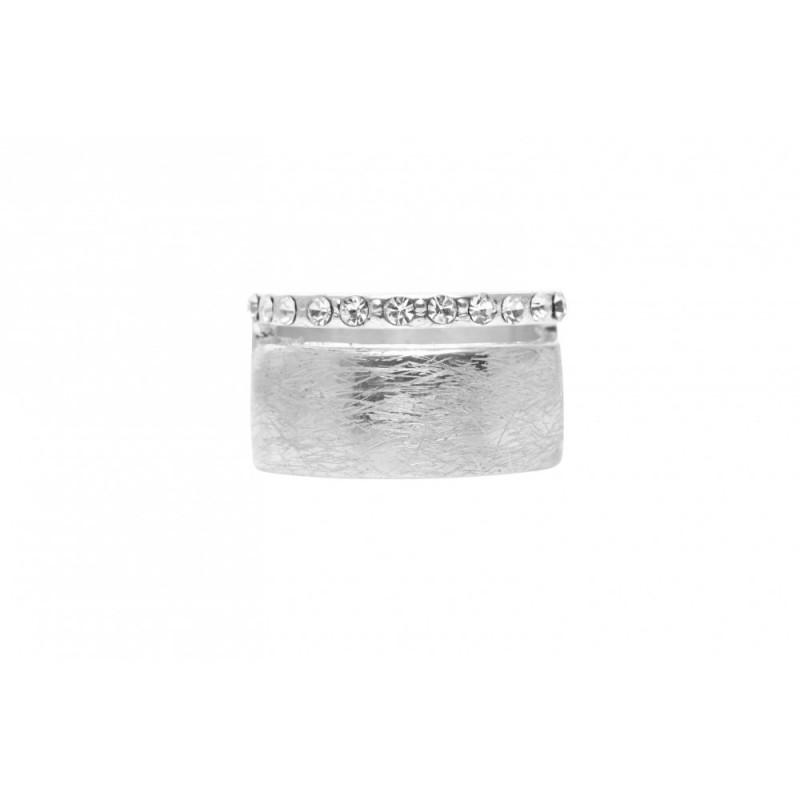 Dansk Smykkekunst anello argento