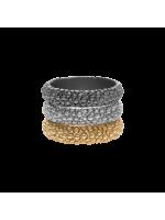 Dansk Smykkekunst anello set 3 pezzi