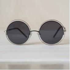 Dansk Smykkekunst occhiali da sole Lennon nero