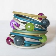 Entropia Planet bracciale verde
