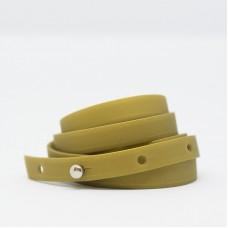 Entropia Tie bracciale verde acido