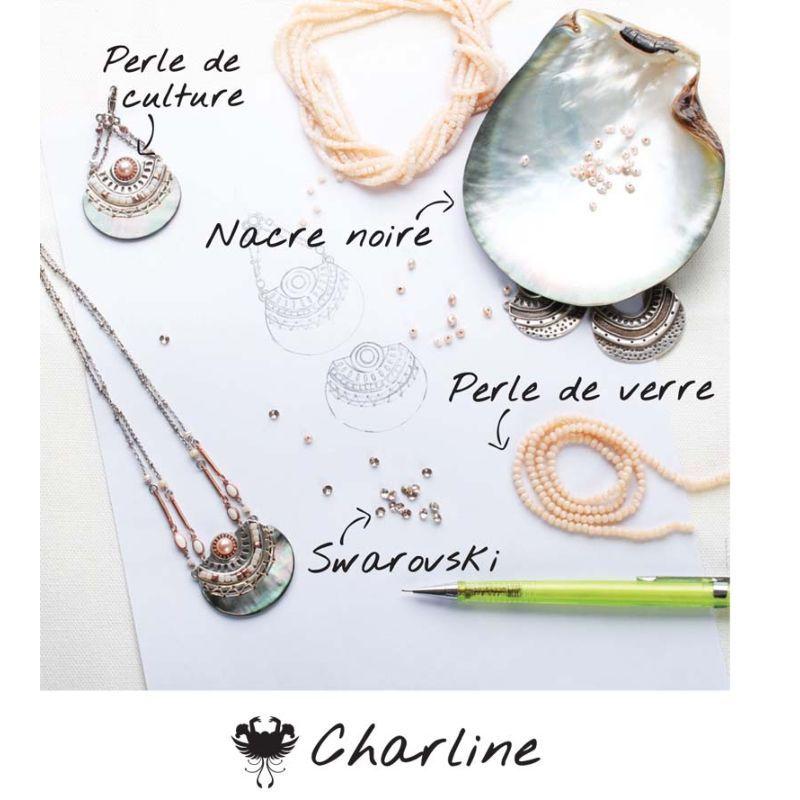 Franck Herval Charline bracciale
