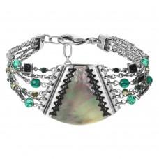 Franck Herval Jade braccialetto