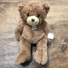 Histoire d'Ours peluche orso grande marrone