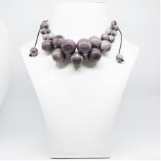 Jamais Sans Toi Gioielleria Contemporanea Costellazione collana in ceramica