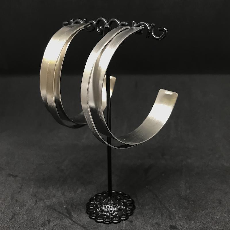 Katerina Vassou Shuffled Circles orecchini