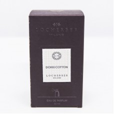 Locherber Milano Dokki Cotton eau de parfum 50ml