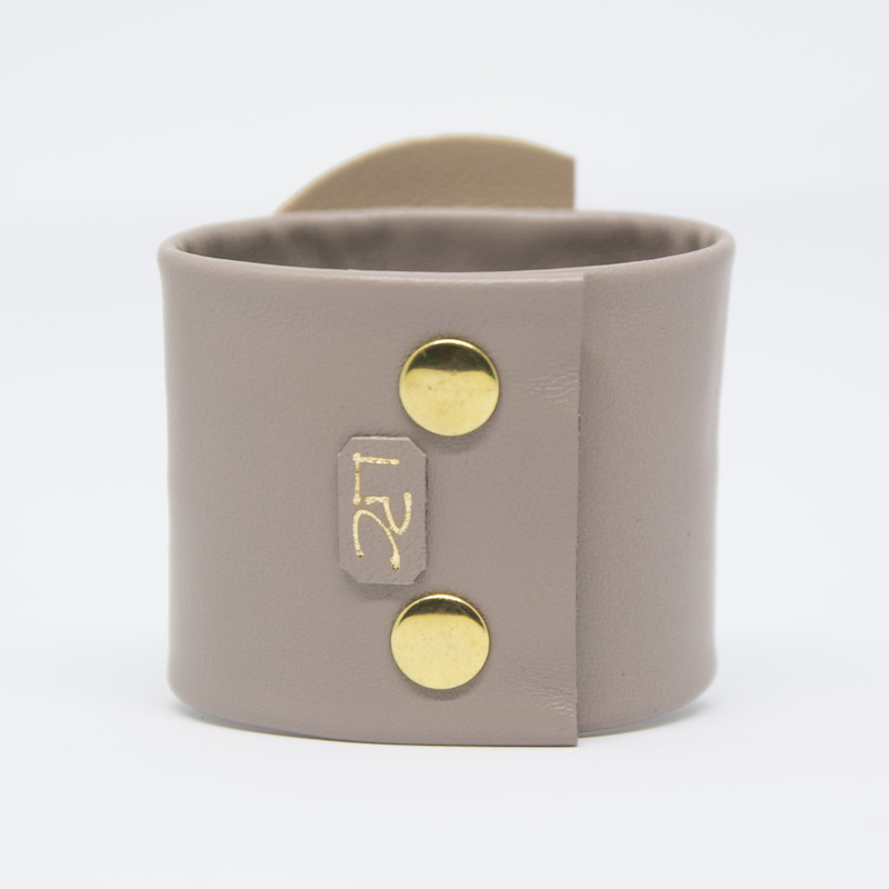 Hypnosis bracciale in pelle - Made in Italy