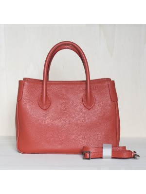Maxima Diamante borsa piccola in pelle dollaro - col. orange