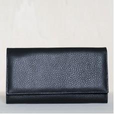 Maxima portafoglio in pelle dollaro - col. nero
