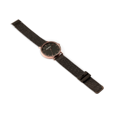 Mr. Boho Orologio Classic Metallic Copper Jet Nero/Rosa 40mm
