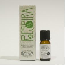 Nasoterapia sinergia con oli essenziali puri per aromaterapia Respira Forte 10ml