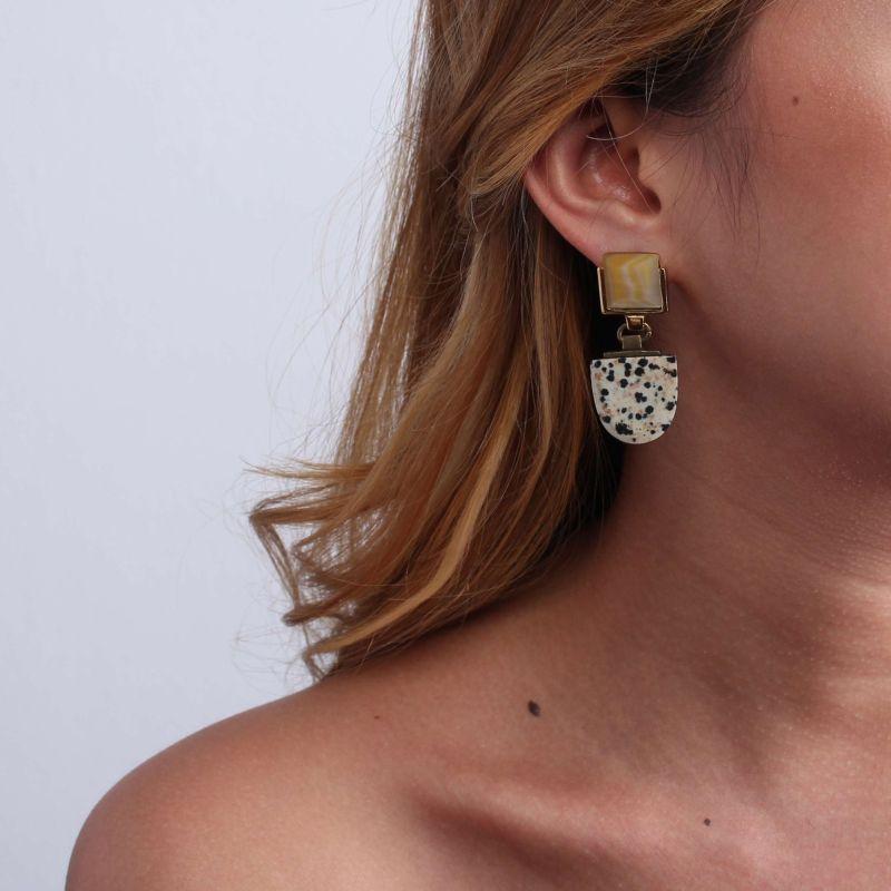 Nature Bijoux Art Deco orecchini