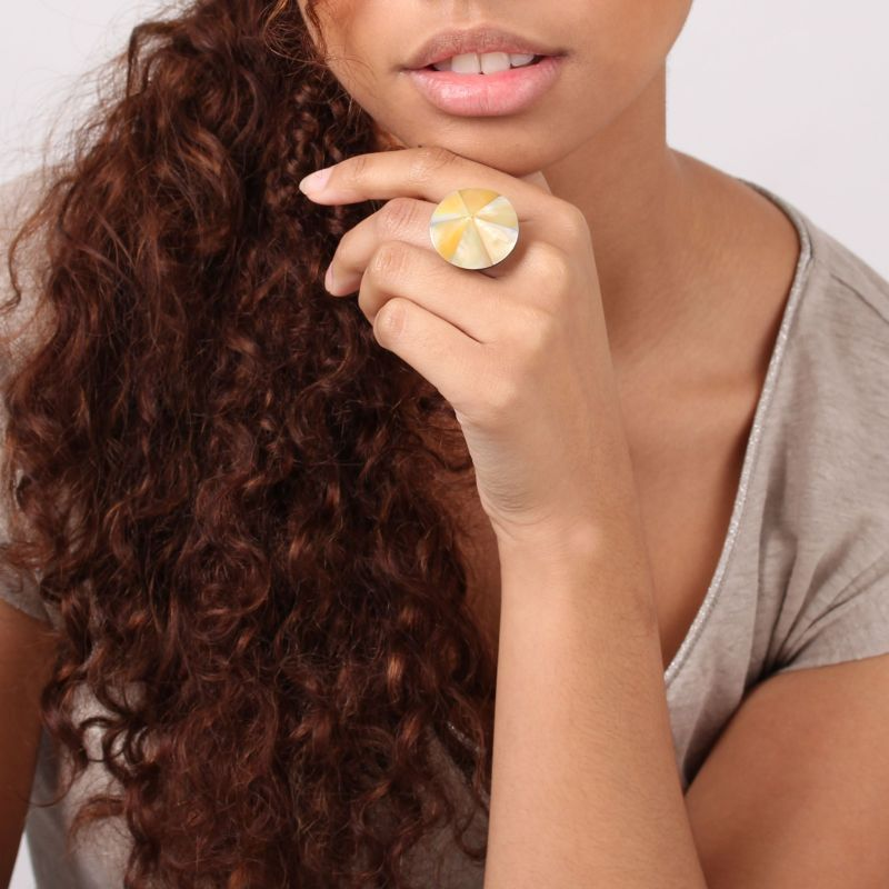 Nature Bijoux Arty Totem anello