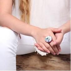 Nature Bijoux Aventurine anello