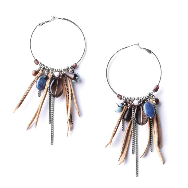 Nature Bijoux BB Blues orecchini