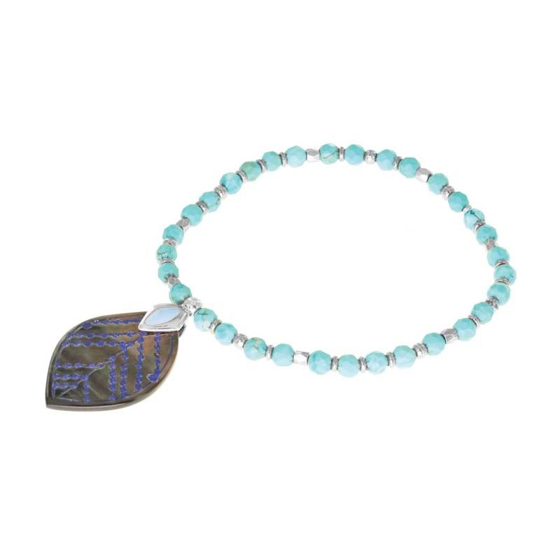Nature Bijoux Bluebird braccialetto