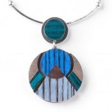 Nature Bijoux Khatam Silver collana