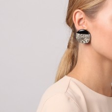 Nature Bijoux Tenere orecchini a clip