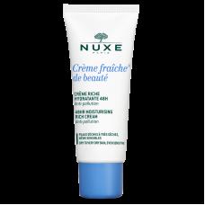 Nuxe Crème fraîche de beauté crema idratante 30ml - pelli secche