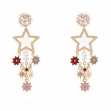 Principessa Glam Sparkle Stella orecchini