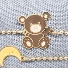Principessa Glam Funny Charms bracciale (teddy)