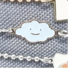 Principessa Glam Funny Charms bracciale (nuvoletta)