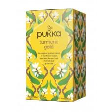 Pukka turmeric gold tisana alla curcuma 20 filtri