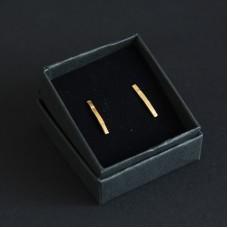 Susi Cala Jewelry Design orecchini in argento placcato oro