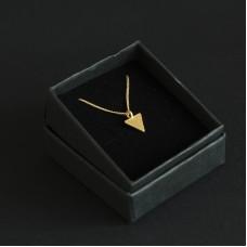Susi Cala Jewelry Design collana in argento placcato oro